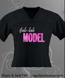 official fab-model uniform jersey-girls Design Zoom