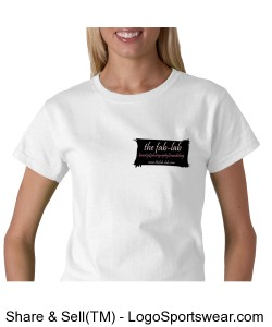 Gildan Ladies T-shirt  Design Zoom